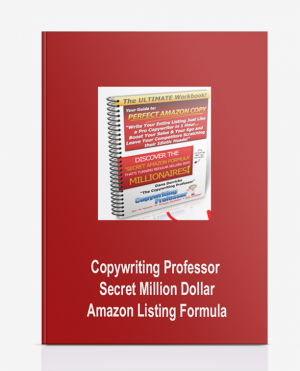Copywriting Professor – Secret Million Dollar Amazon Listing Formula