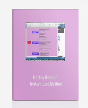 Harlan Kilstein – Instant List Method