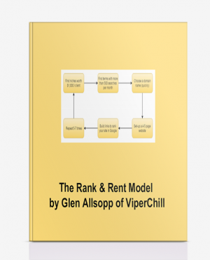 The Rank & Rent Model by Glen Allsopp of ViperChill
