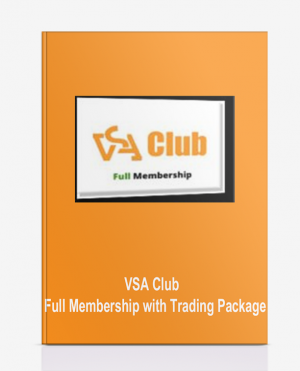 VSA Club – Full Membership with Trading Package