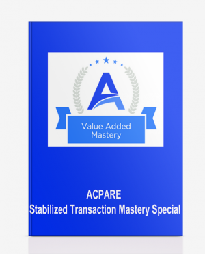 ACPARE – Stabilized Transaction Mastery – Special