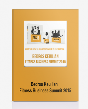 Bedros Keuilian – Fitness Business Summit 2015