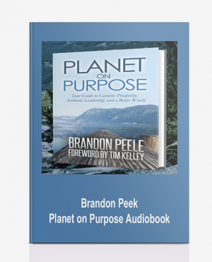 Brandon Peek, Planet on Purpose Audiobook