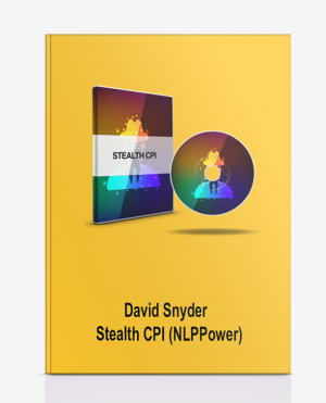 David Snyder – Stealth CPI (NLPPower)