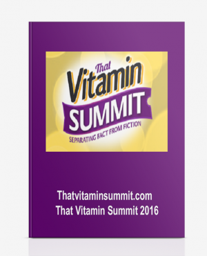 Thatvitaminsummit