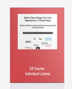 UX Course – Individual License