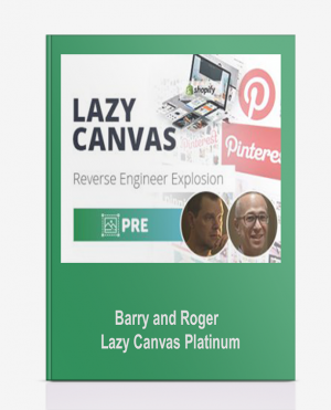 Barry and Roger – Lazy Canvas Platinum