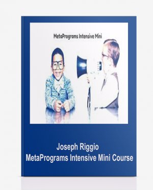 Joseph Riggio – MetaPrograms Intensive Mini Course
