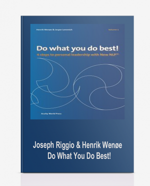 Joseph Riggio & Henrik Wenøe – Do What You Do Best!