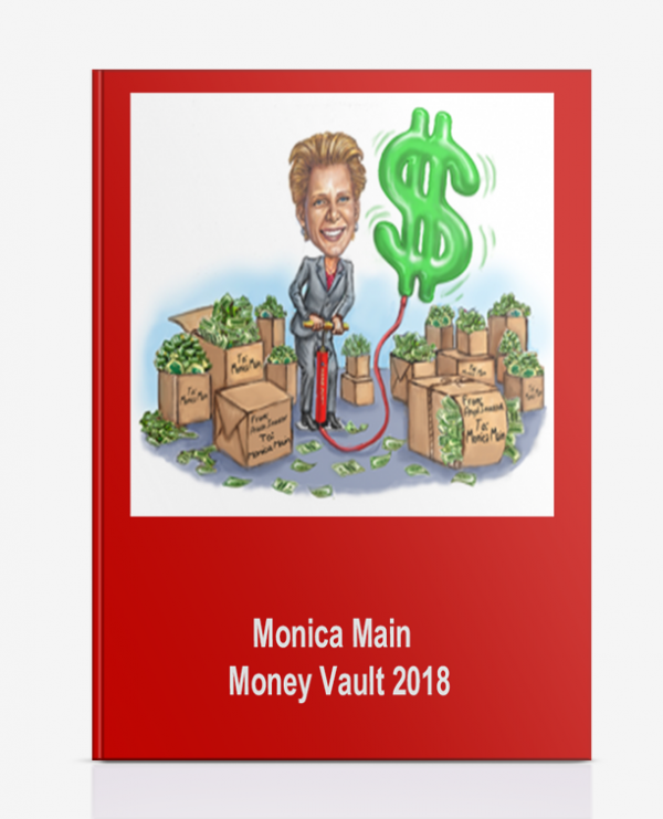 Monica Main – Money Vault 2018