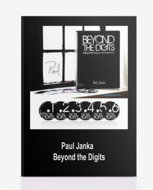 Paul Janka – Beyond the Digits