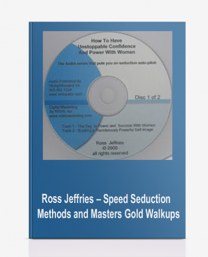 Ross Jeffries – Speed Seduction – Methods and Masters Gold Walkups
