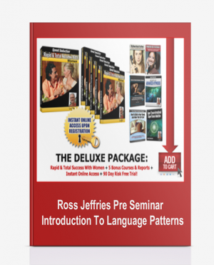 Ross Jeffries Pre Seminar – Introduction To Language Patterns