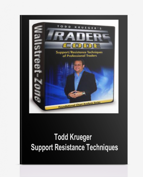Todd Krueger – Support Resistance Techniques