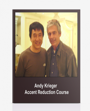 Andy Krieger – Accent Reduction Course