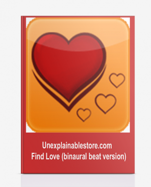 Unexplainablestore.com – Find Love (binaural beat version)