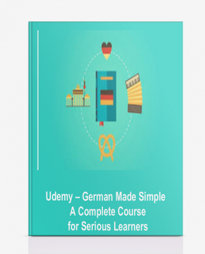 Udemy – German Made Simple – A Complete Course for Serious Learners