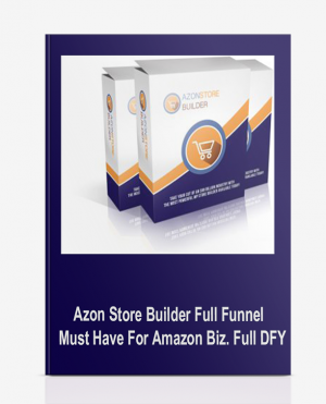 Azon Store Builder Full Funnel – Must Have For Amazon Biz