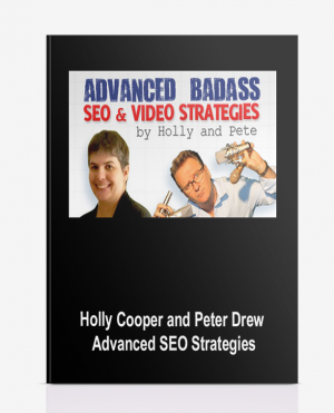 Holly Cooper and Peter Drew – Advanced SEO Strategies